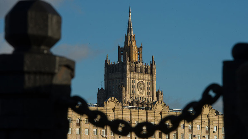 """Nach neuen US-Sanktionen: Moskau bereitet """"unabwendbare Antwort"""" vor"""