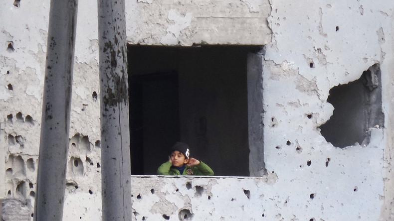 """""""Die USA haben die Bombardierung von zivilen Gebieten seit 2001 zur Normalität gemacht"""""""