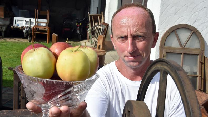 Prozess in Cottbus: Gescheiterter Kandidat will Apfelkönigin vom Thron stoßen