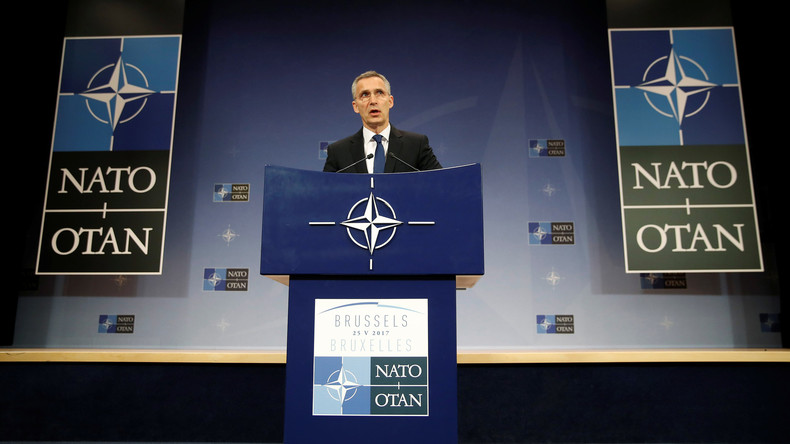 "NATO-Generalsekretär besucht Polen: Hauptthema sind Kampftruppen gegen ""russische Bedrohung"""