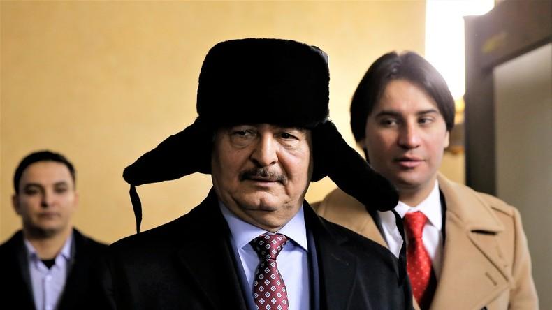 Chalifa Haftar - Libyen sieht einen potenziellen neuen Muammar al-Gaddafi am Horizont