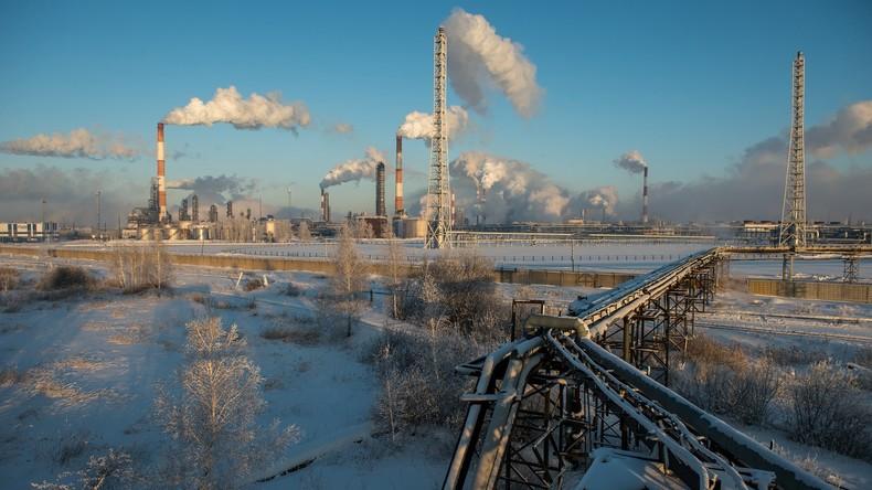 Russischer Erdölexport nach China verdoppelt sich