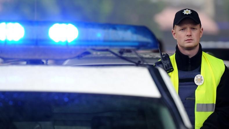 Polizei - Zwei Verletzte bei Explosion in Kiew