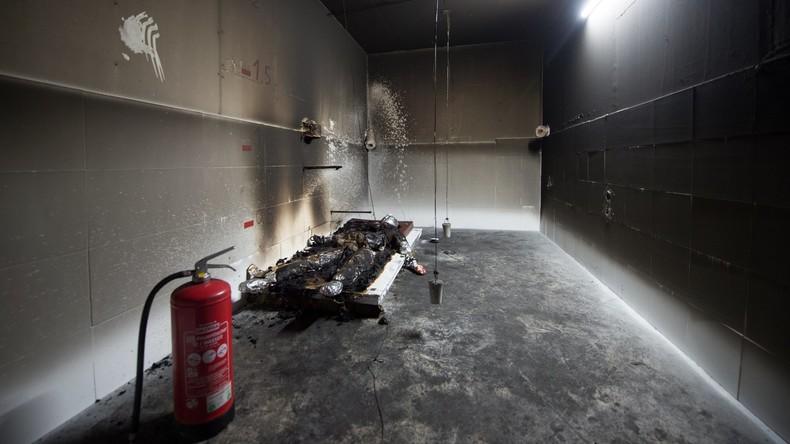 Tod im Dessauer Polizeirevier: Justiz gerät immer mehr in Bedrängnis