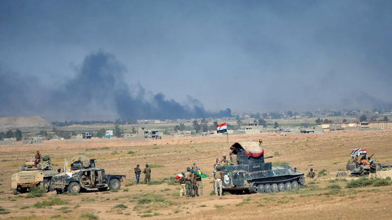 Irak: Kampf um Tal Afar - Zivilisten zwischen den Fronten