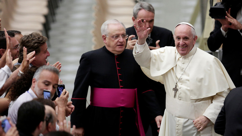 Papst Franziskus schlägt 21 Maßnahmen zur Erleichterung der Immigration vor