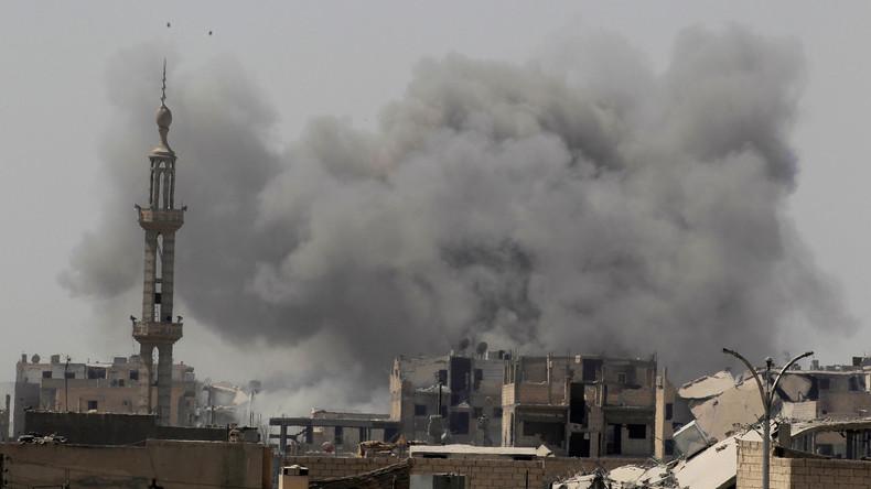 UNO bittet um Waffenpause für Evakuierung von Rakka