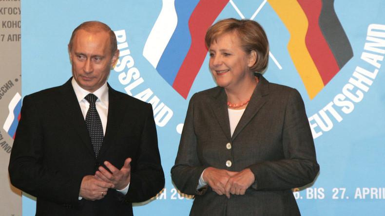 Vertane Chancen: Russlandexperte Alexander Rahr analysiert Merkels Russland-Politik