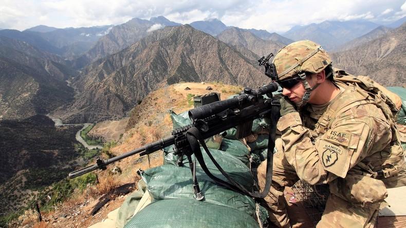 Neuste Afghanistan-Strategie der USA: Alle sind schuld und tragen Verantwortung