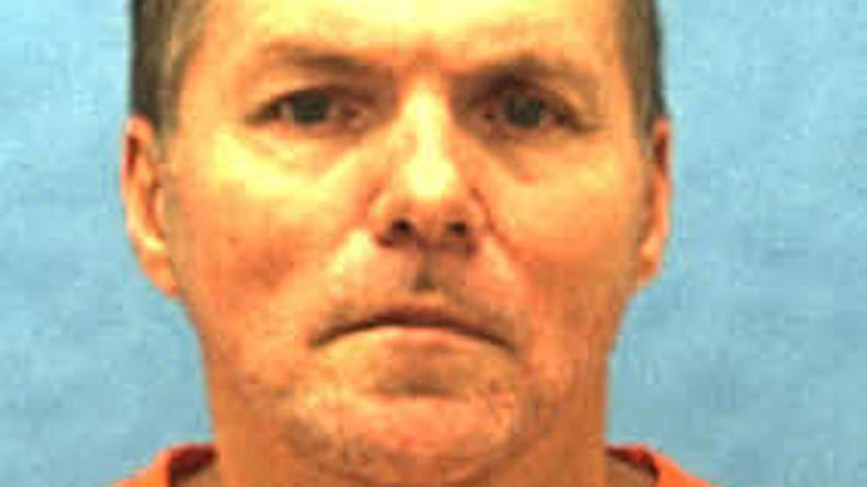 Erster Weißer wegen Mordes an einem Schwarzen in Florida exekutiert - nicht erprobte Giftmischung