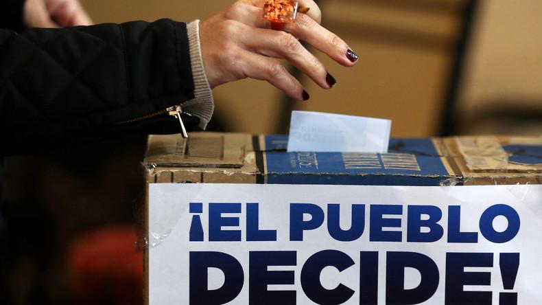 Wahljahr 2017 in Lateinamerika: Wer Wahlpflicht verletzt, muss harte Strafen fürchten