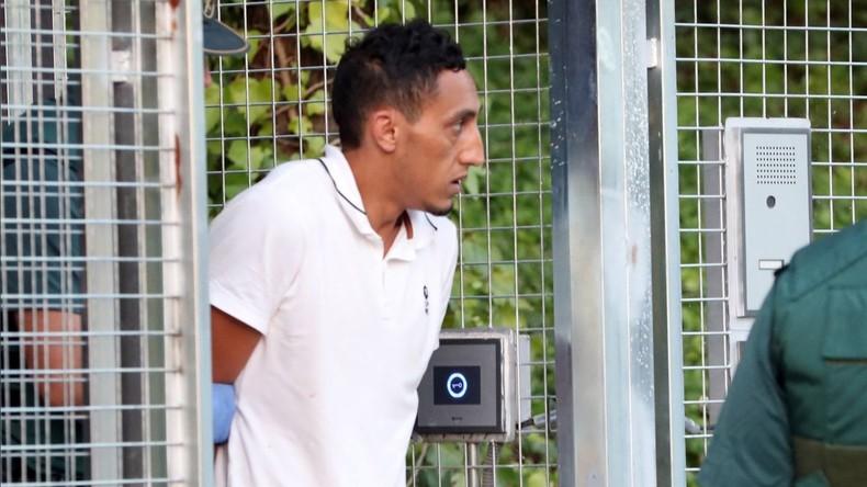 """""""Wir werden Dir die Kehle durchschneiden"""" Gefängnisinsassen drohen Terrorverdächtigem von Barcelona"""