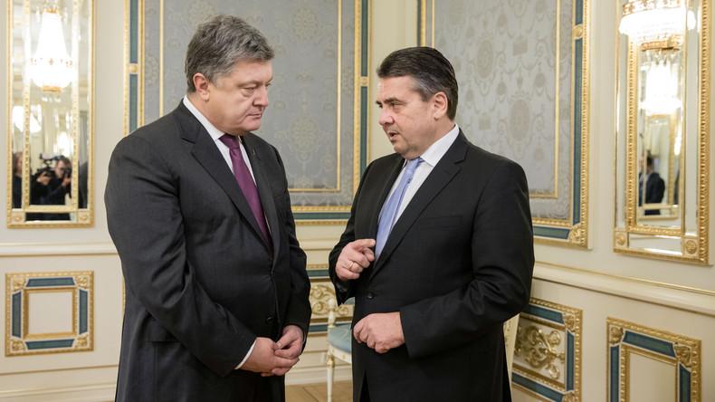 Angekommen in alter Tradition: Berliner Auswärtiges Amt macht ukrainischen Nazi-Gruß salonfähig