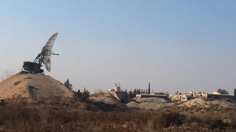 Russische Armee: Neues geheimes Kommunikationssystem in Syrien erfolgreich getestet