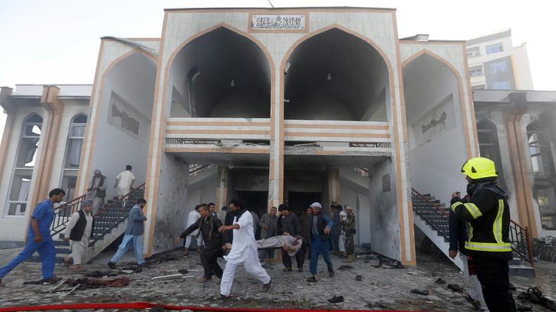 IS greift Schiiten-Moschee in Kabul an - mindestens 25 Tote