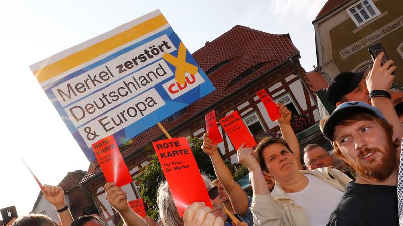 """Partei der Nichtwähler vor neuerlichem Wahlsieg: """"Die Politik untergräbt die Demokratie"""""""