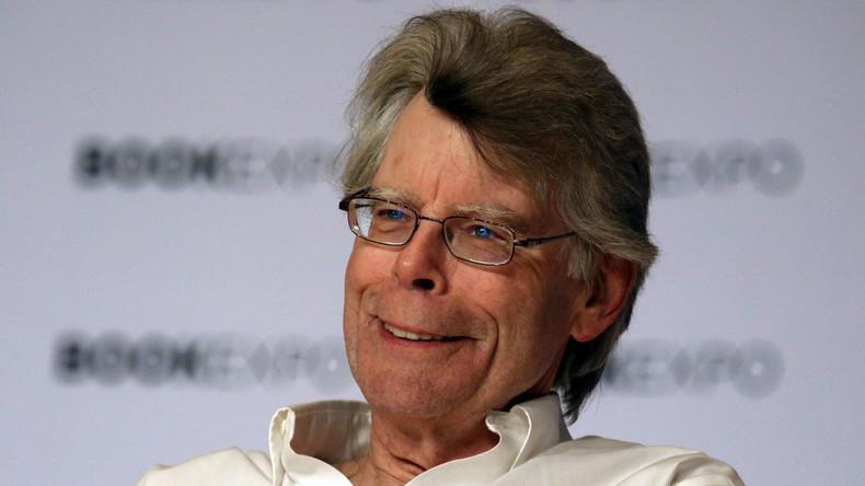 Stephen King rächt sich an Donald Trump und verbietet ihm, sich seine Filme anzuschauen