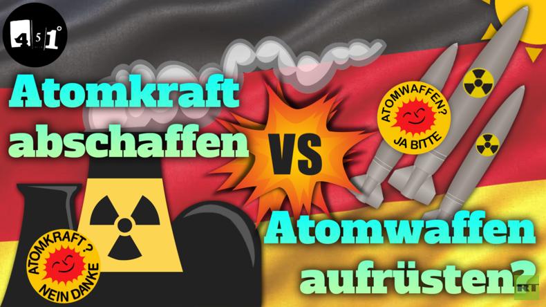 451 Grad Sommerpausensonderprogramm | Deutschland Atomwaffenlager der USA
