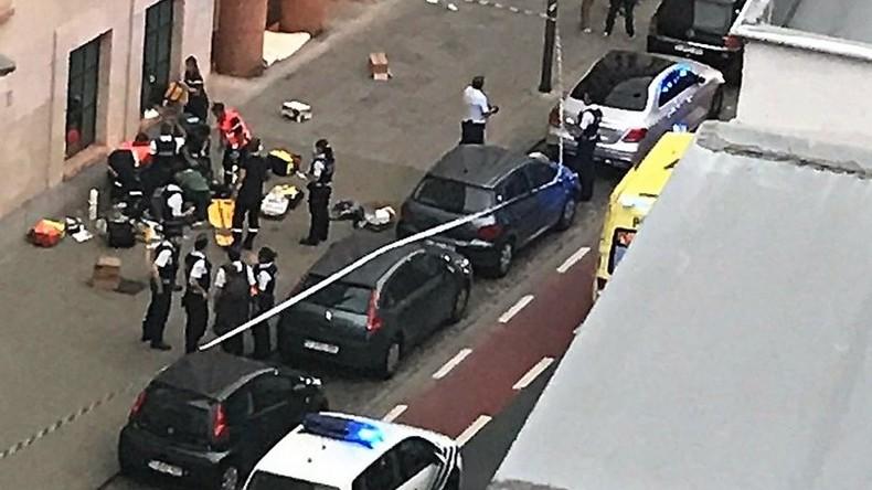 Brüssel: Mann überfällt Militärpatrouille mit Machete