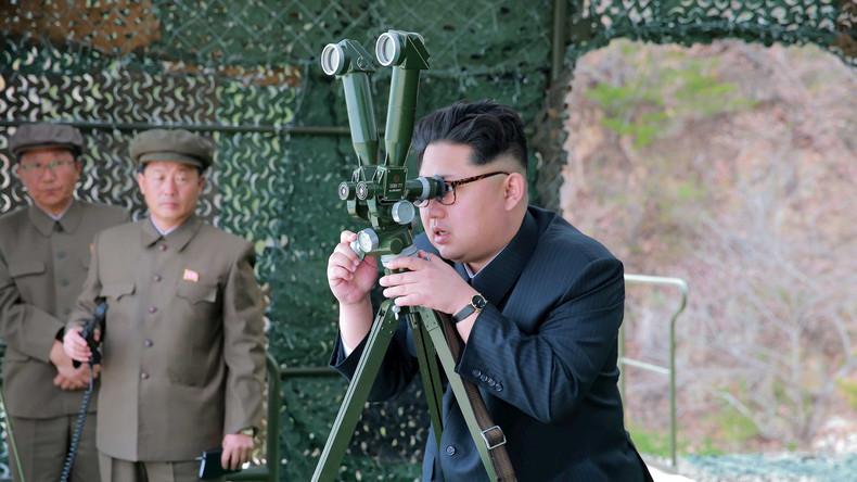 Nordkorea testet weitere Raketen