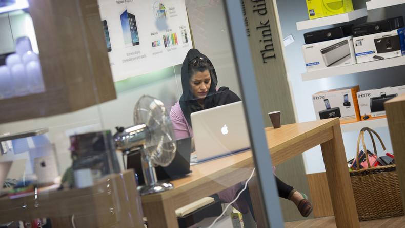Apple entfernt alle iranischen Programme aus App Store