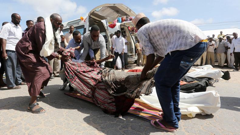 Mindestens zehn Tote bei Militäreinsatz in Somalia