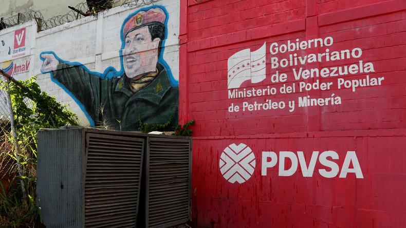 Washington dreht Caracas den Geldhahn zu