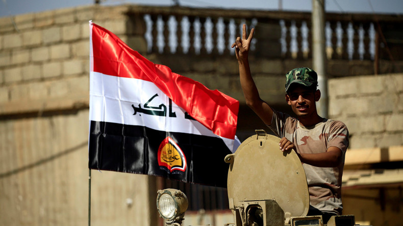 Irakische Armee befreit IS-Bastion Tal Afar