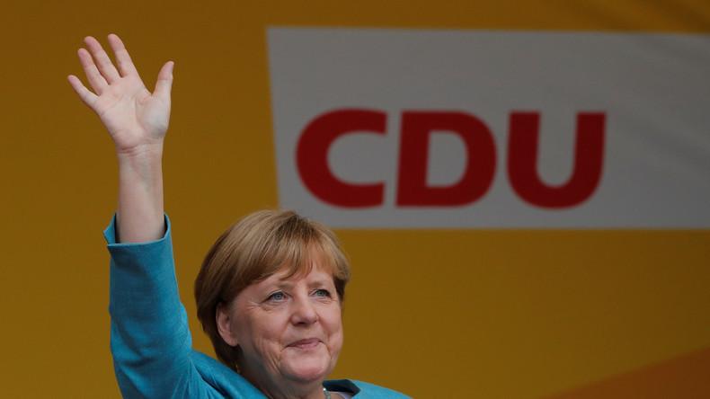 Partei-Dossier zur Union (CDU/CSU)