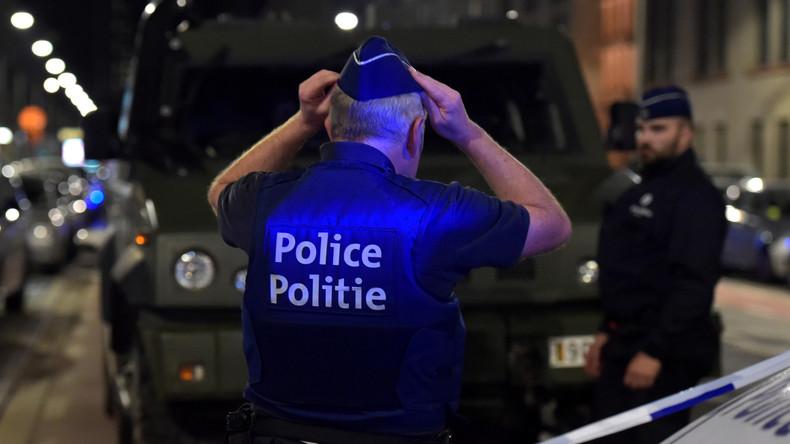 IS bekennt sich zur Messerattacke auf Soldaten in Brüssel