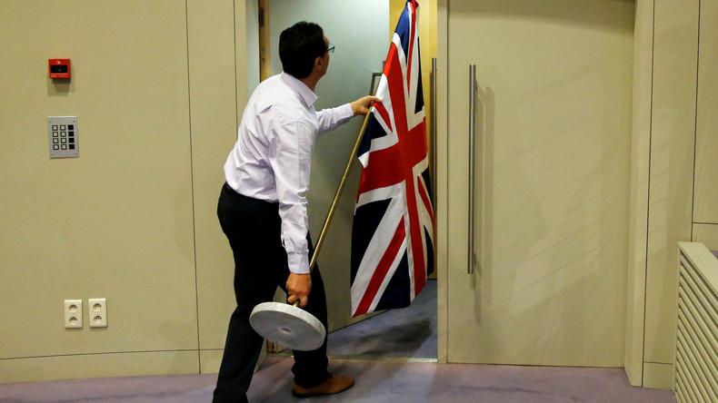 London findet Gespräche über EU-Austritt und neue Partnerschaft untrennbar