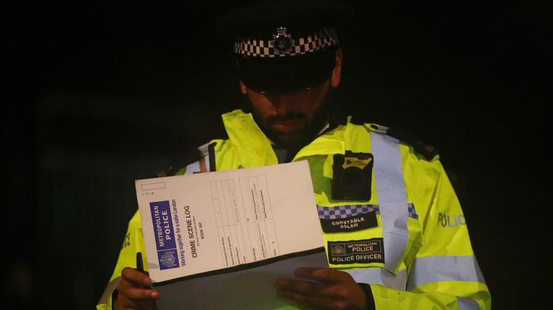 Weitere Festnahme nach Schwert-Zwischenfall in London
