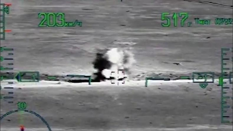 Syrische Armee zerschlägt IS-Kräfte in Euphrat-Tal