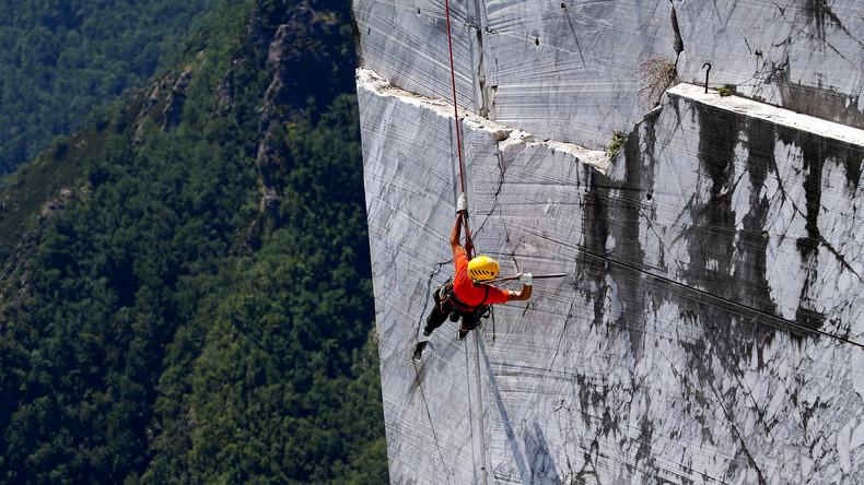 Mehrere Alpinisten sterben bei zwei Unfällen in Österreich und Italien