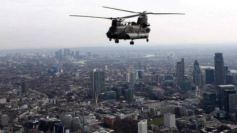 Sunday Times: Großbritannien will sein Kontingent in Afghanistan aufstocken