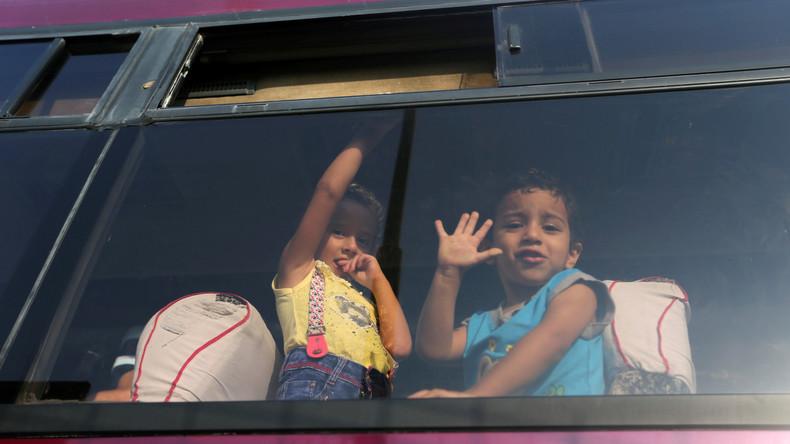 Ägypten öffnet kurzfristig Grenzübergang zum Gazastreifen