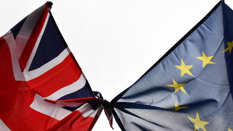 Brexit: Deutsche Wirtschaft kritisiert britische Regierung