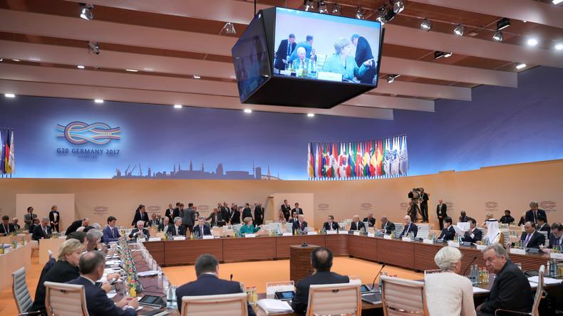 G20: Entzug der Akkreditierung für Journalisten hat politisches Nachspiel
