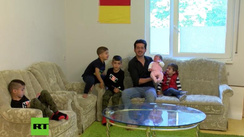"""""""Angela Merkel Muhammed"""" - Syrische Flüchtlinge benennen Tochter aus Dankbarkeit nach der Kanzlerin"""