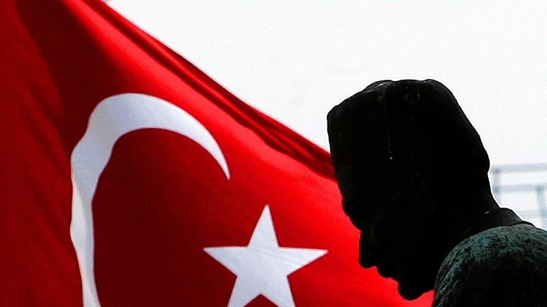 Türkei: Statuen von Kemal Atatürk werden vermehrt Opfer von Vandalismus