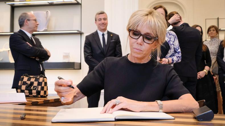 Gefragt ist gefragt: Interview mit Brigitte Macron bringt Zeitschrift Elle Verkaufsrekord