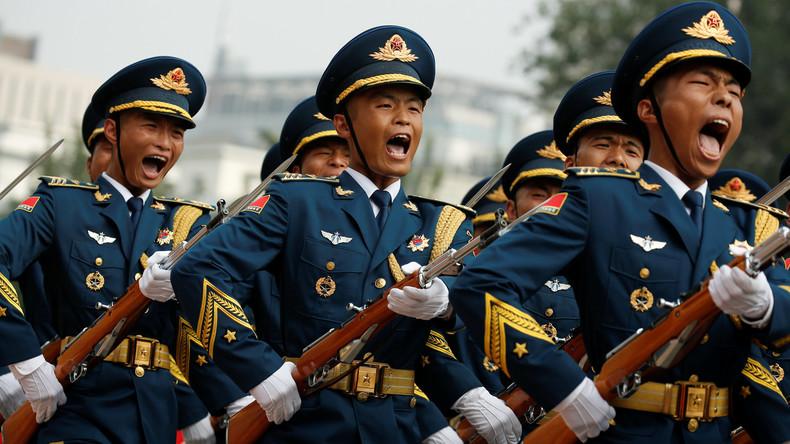 """China will """"unangebrachte"""" Nutzung der Nationalhymne mit Haft bestrafen"""