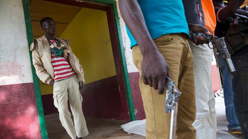 UN befürchten Genozid zwischen Muslimen und Christen in Zentralafrika