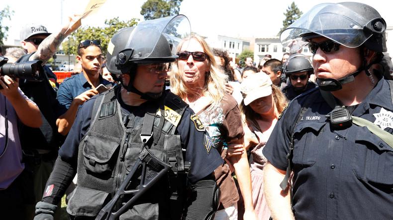 Kalifornien: Linke gegen Rechte – Chaos in Berkeley