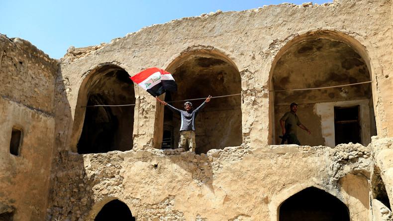 Tal Afar: Ließ irakische Armee den IS nach Syrien abziehen?