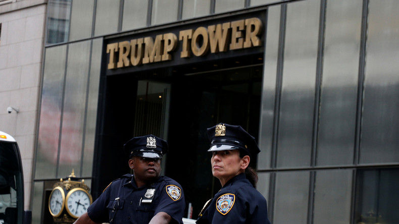 Medienbericht: Trump wollte Hochhaus in Moskau bauen, als er für das US-Präsidentenamt kandidierte