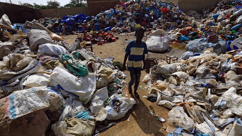 Geld- und Haftstrafen für Plastiktütenbenutzung in Kenia verhängt