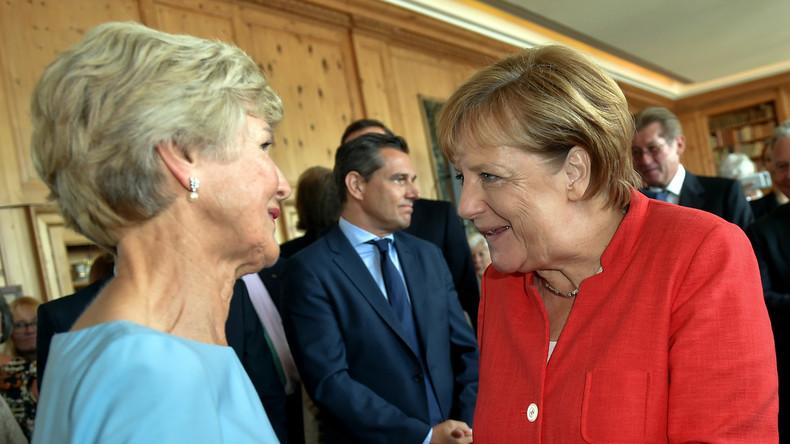 Die mächtigen Freundinnen der Kanzlerin: Wer Deutschlands Medien besitzt