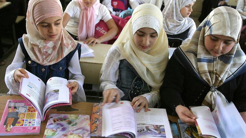 """""""Weltbürger heranziehen"""": Millionen aus Katar gehen an öffentliche US-Schulen"""