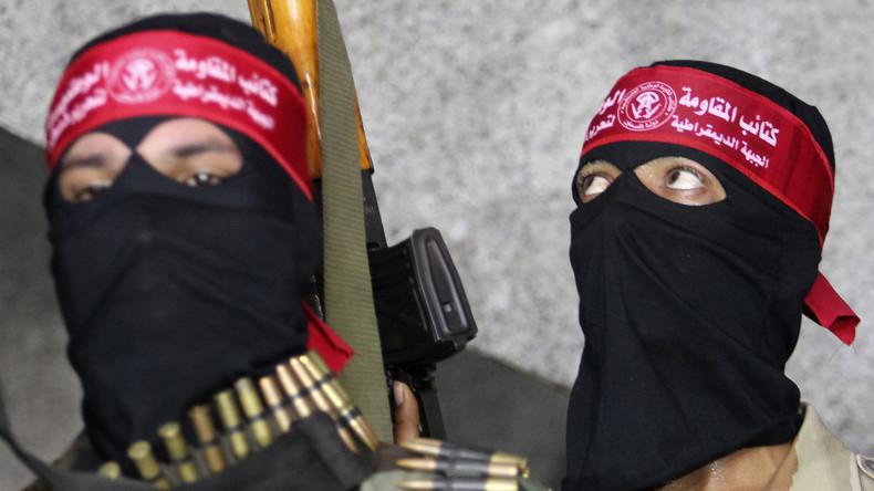 Als terroristisch eingestufte palästinensische Organisation nimmt an Bundestagswahl teil